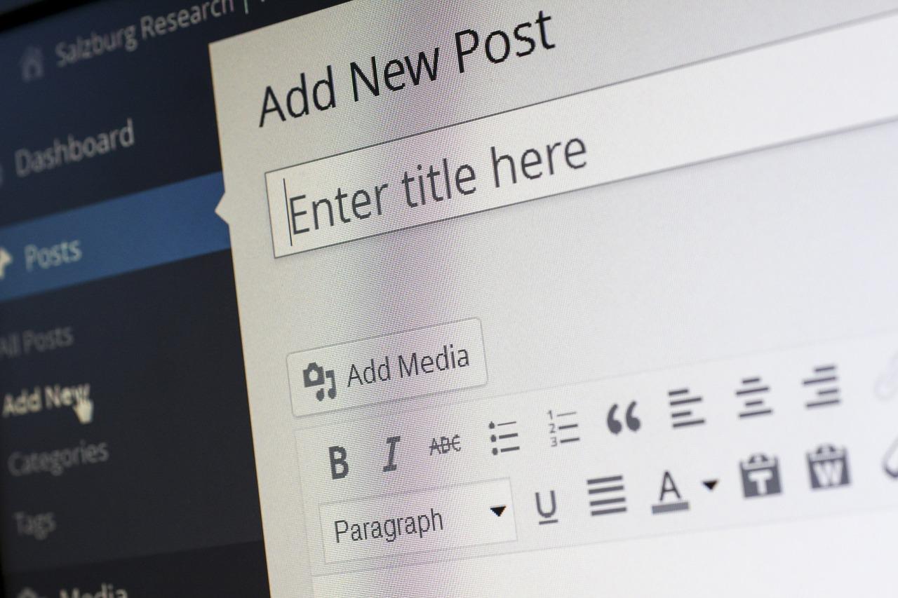 wordpress-pr